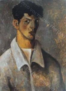 Voltolino Fontani Autoritratto